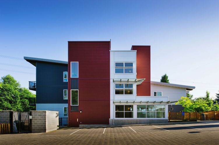 Sustainable Design - Leed™ Gold Certified Maxxine Wright Community Health Centre