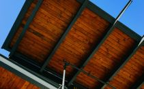The StanJean Centre - Roof Detail